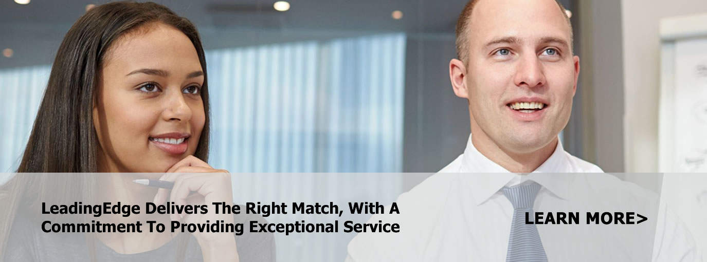 LeadingEdge Personnel | Hire Expectations