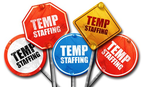 temp to hire position, temp employment agency
