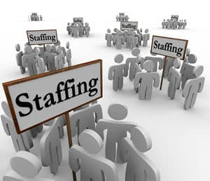 office staffing, placement agencies