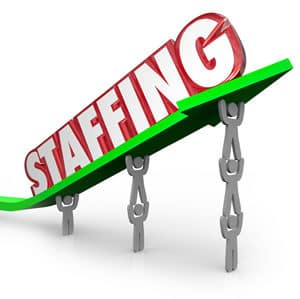temp agency. office staffing