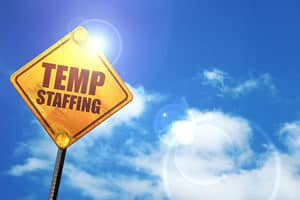 temp agencies, temporary staffing position