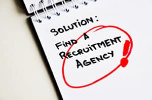 recruiting agencies, job staffing agency