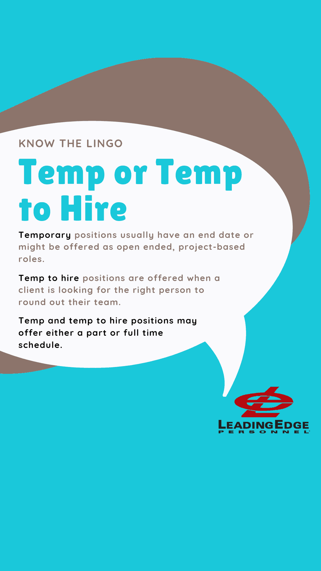 Temp, temp to hire or direct hire?