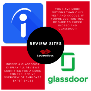 Review Sites for Employment Reviews