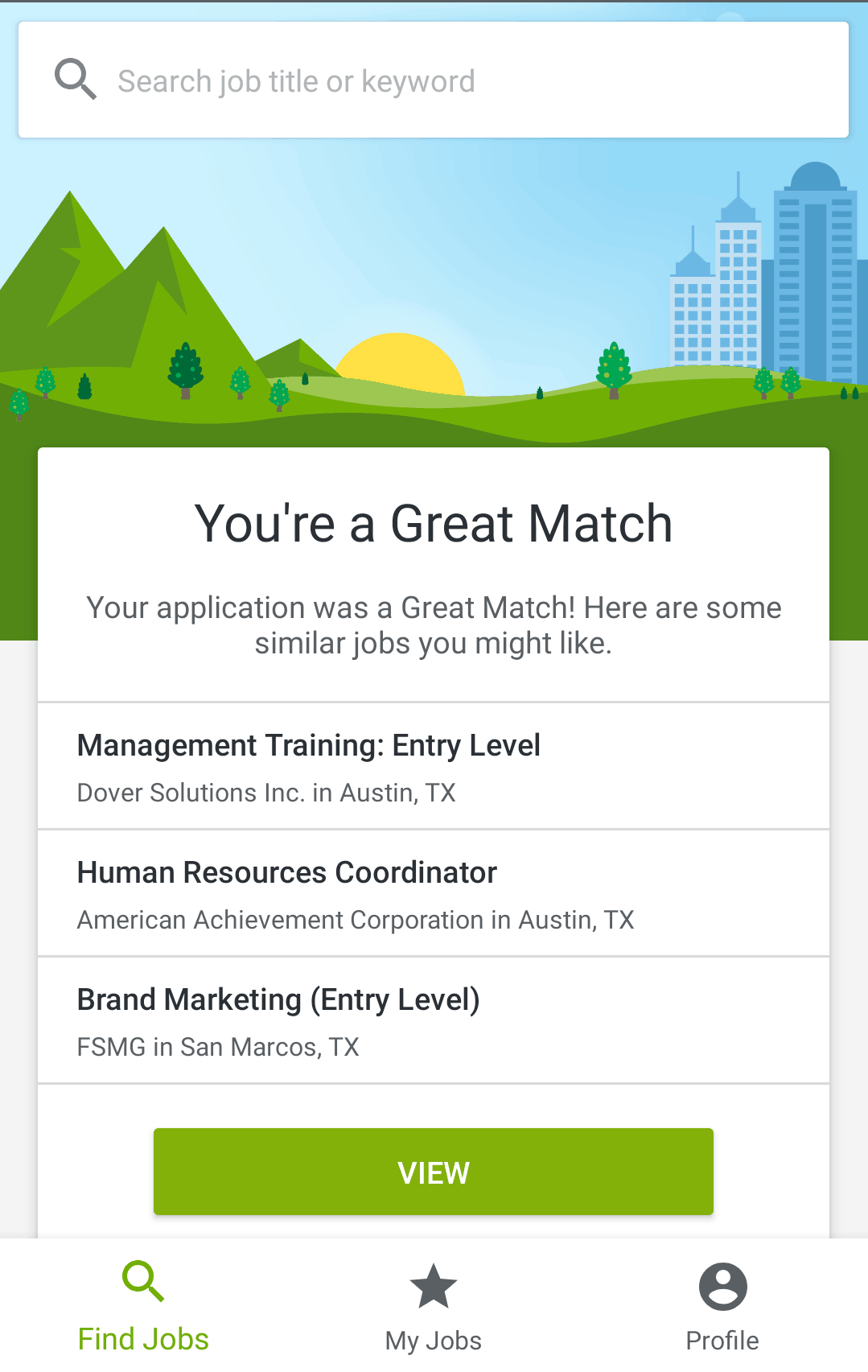 Upload your Resume for Smart Matches