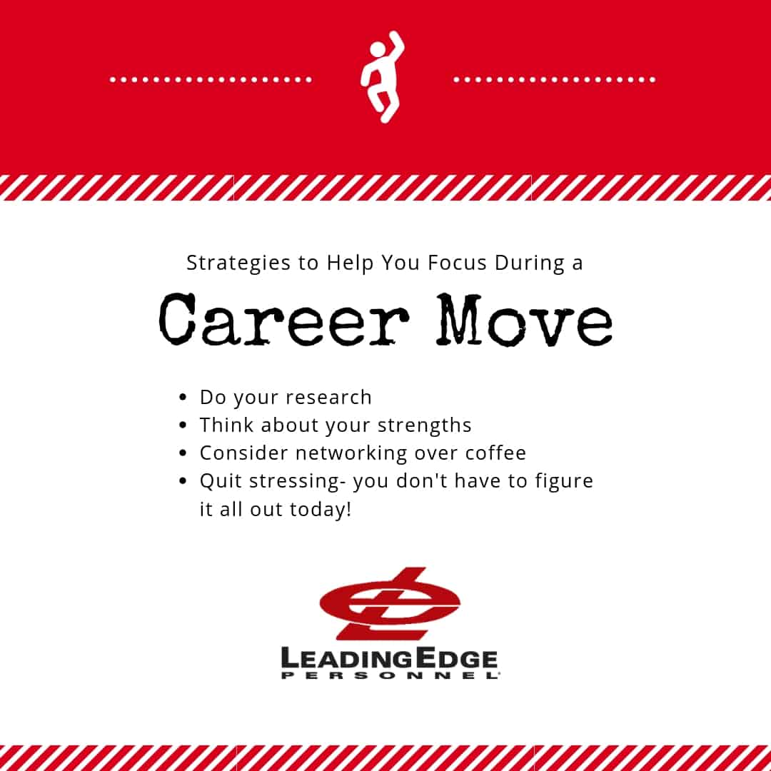 Guide for a Career Move