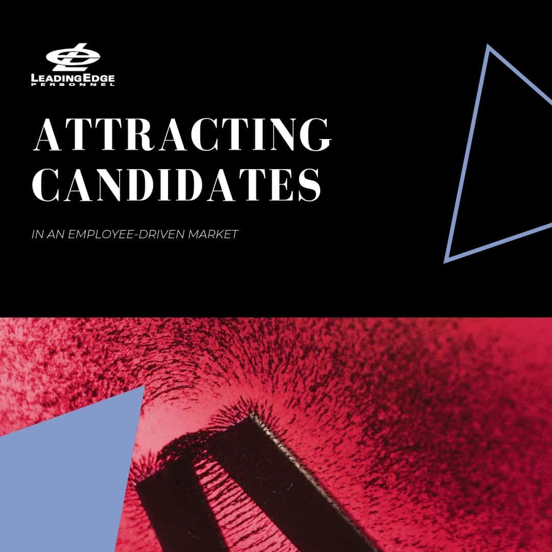 attracting candidates in a competitive market