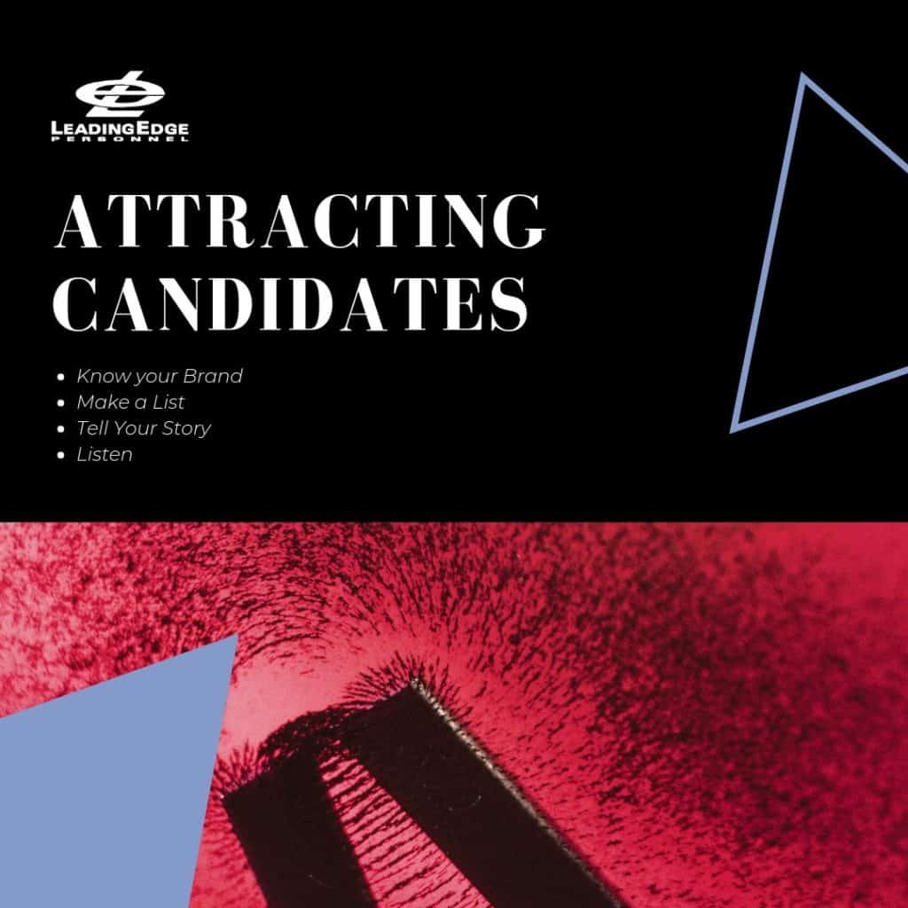 attracting candidates