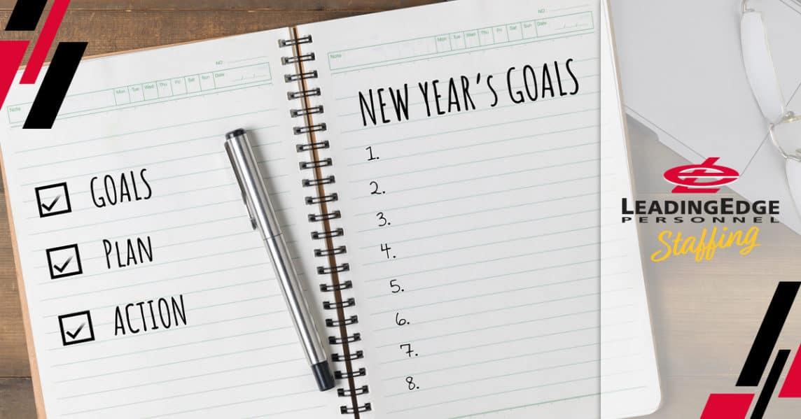 new year career goals