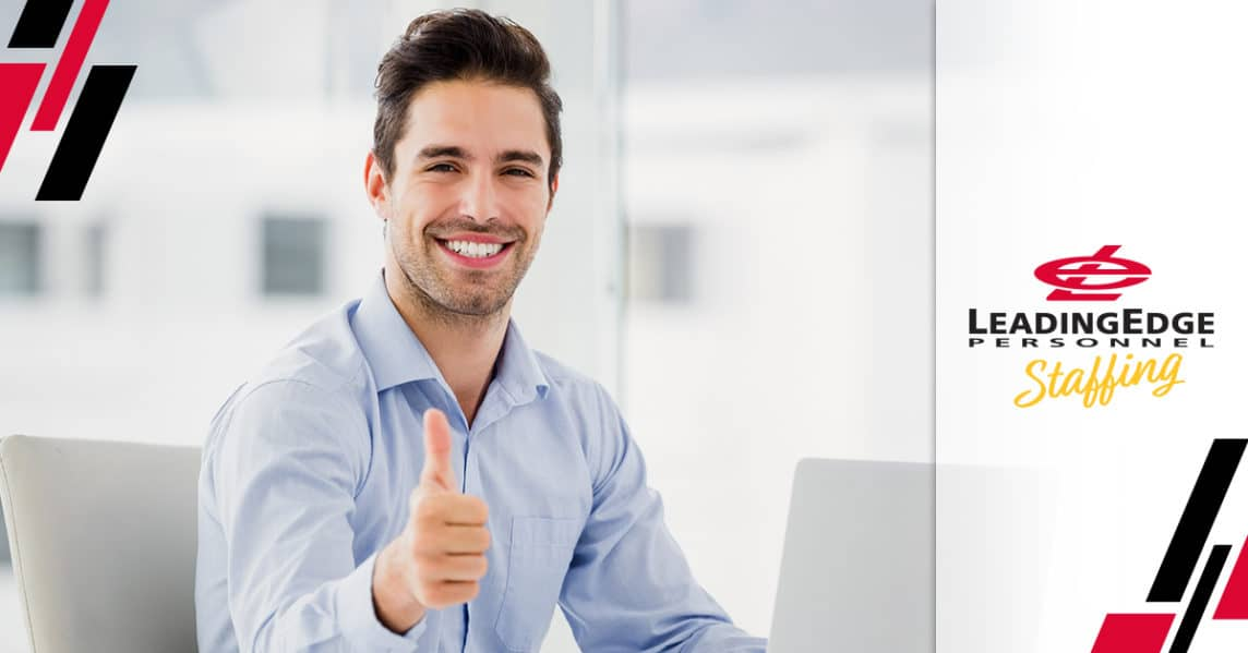 positive work attitude