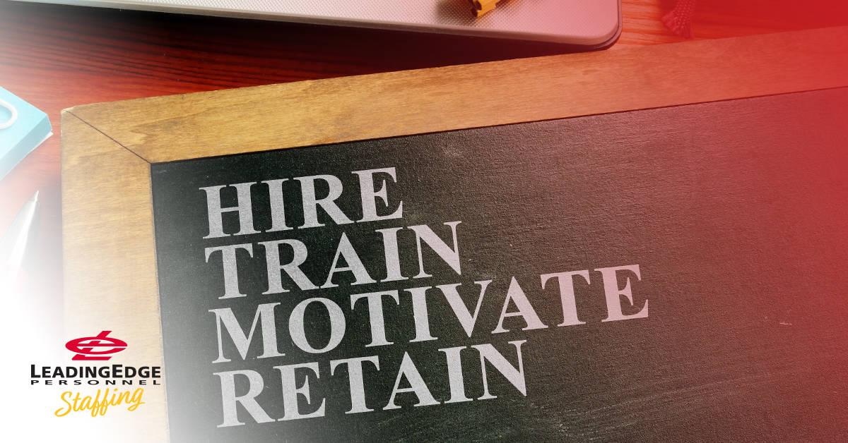 retraining your employees